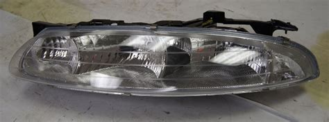 oldsmobile aurora left lh headlight complete