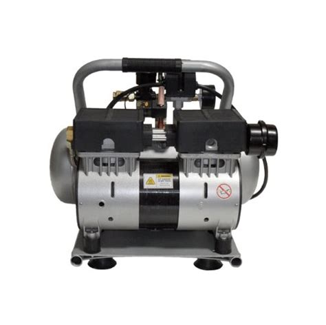 California Air Tools CAT 1650A Ultra Quiet and Oil Free 1/2 Hp 1.6 Gallon Aluminum Tank Air