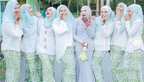Baju Bridesmaid Putih 15 idea warna baju untuk bridesmaid