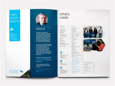 college prospectus template 17 best images about prospectus design on the