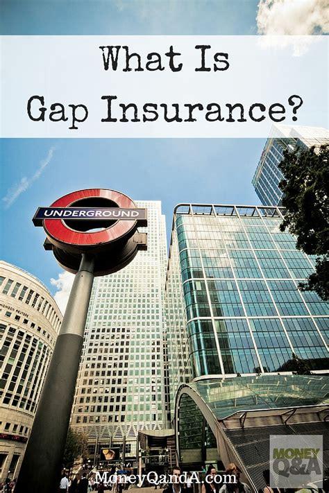 gap insurance   car