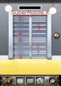 100 floors escape 98 soluzioni 100 doors floors escape walkthrough livelli 91 100