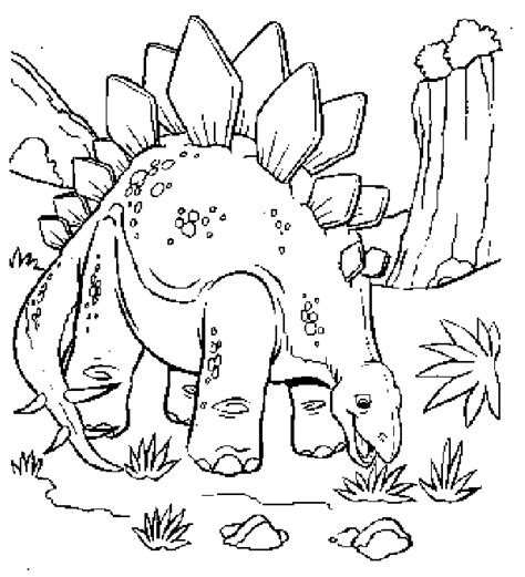 Dinosaur Coloring Pages Free Printable Pictures Coloring Dinosaur Color Pages