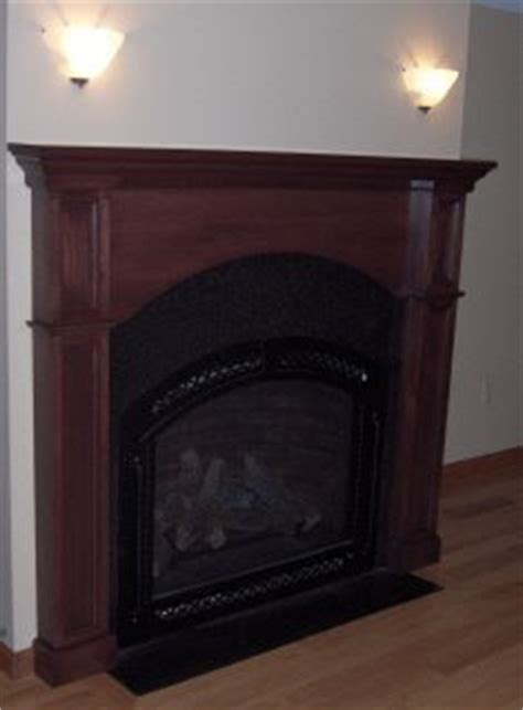 custom fireplace mantel maple fireplace mantel surround