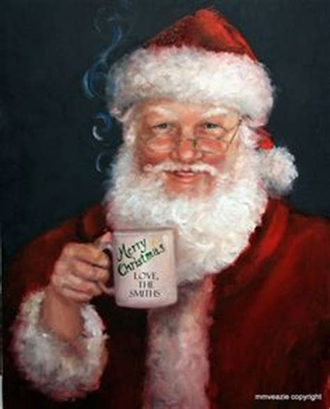 Mug Natal Santa Claus jolly o nick on 1877 pins