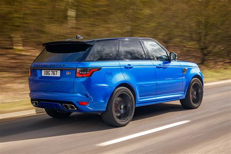 land rover svr price new range rover sport svr 2018 review pictures auto