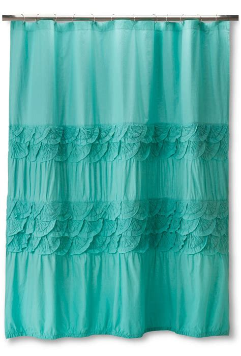 boutique curtains teal boho boutique textured shower curtain everything