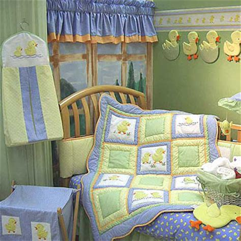 Patchwork Baby Bedding - cotton bleached duvet