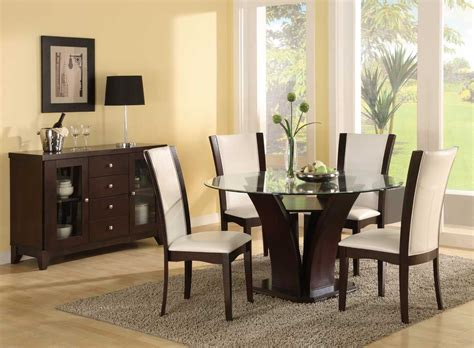 White And Black Dining Room Sets | black and white dining room decorating ideas room