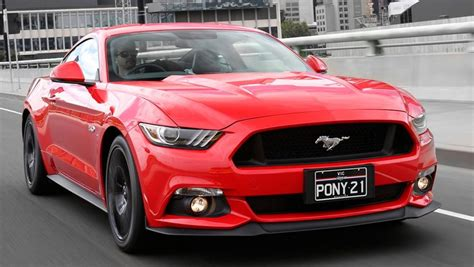 ford mustang 2016 ford mustang review australian drive carsguide