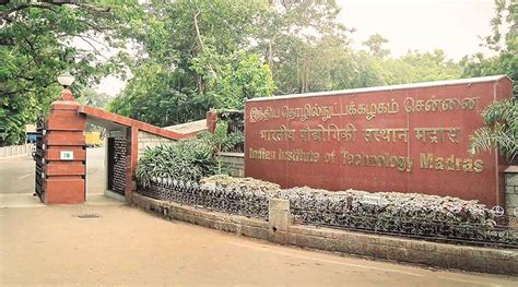 Iit Madras Mba 2018 by Best Engineering Colleges In India Top 25 Engineering