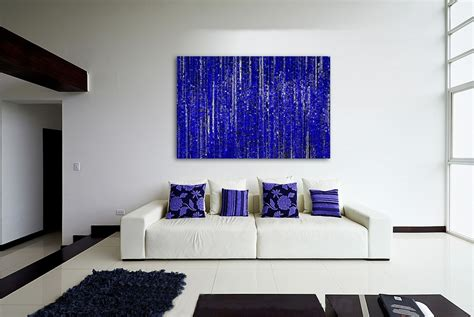 best wall colors for black paintings 25 creative canvas wall art ideas for living room