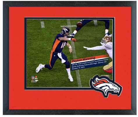 a for all time shop peyton manning becomes nfl s all time leader in career