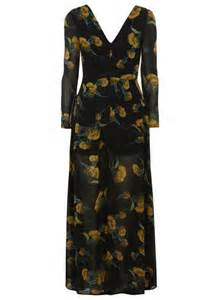 6646 Maxi Sahada T13 1 cate blanchett wears floral chiffon and lace dress promoting daily mail