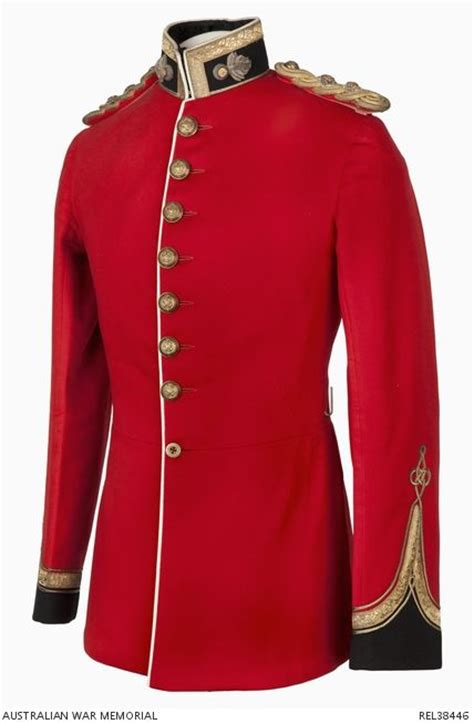 british army dress uniform infantry officer s full dress tunic lieutenant steele