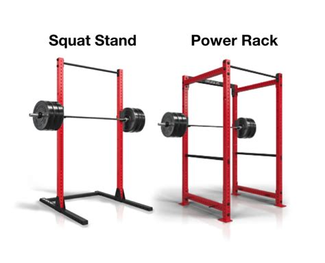 Difference Between Squat Rack And Power Rack by Difference Between Squat Rack And Power Rack Cosmecol