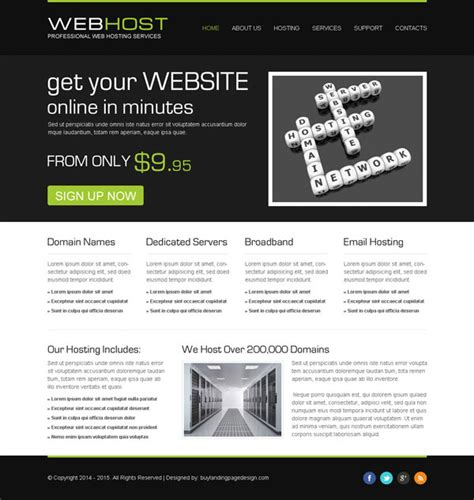 50 Discount On Html Website Templates To Create Your Business Website Buy Html Website Templates