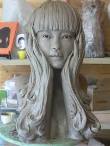 187 sculpture argile modelage