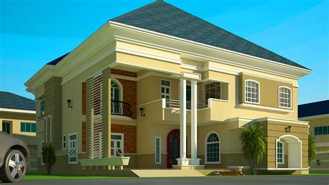 3 bedroom modern house plans in nigeria bedroom