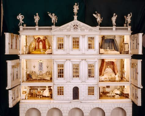 pics of doll houses opening up the uppark dolls house treasure hunt