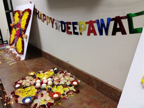 the 1800flowers ny office celebrates diwali petal talk