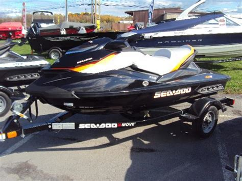 sea doo boats for sale in michigan sea doo gti 155 boats for sale in michigan