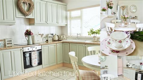 shabby chic cottage style kitchen tour shabby chic and cottage style decor