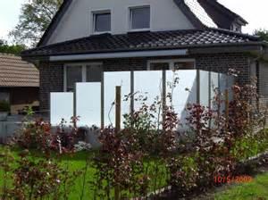 sichtschutz aus glas für terrasse terrassen sichtschutz glas carprola for