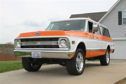 buy used 1970 chevrolet suburban c20 quot 3 door quot 3 4 ton