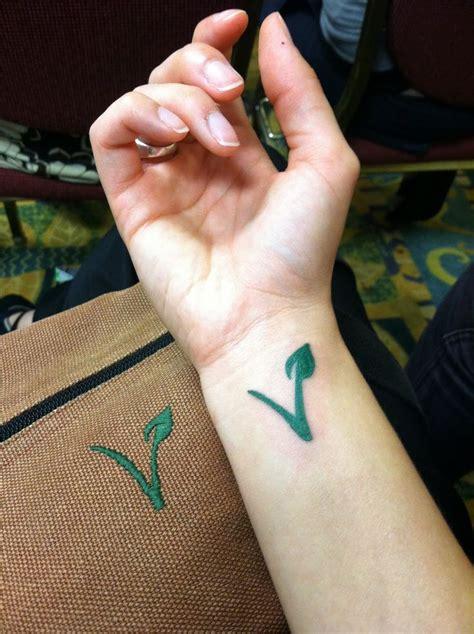 minimalist vegan tattoo best 25 vegan tattoo ideas on pinterest