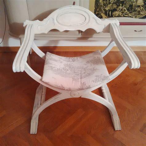 sedie shabby chic sedia dantesca decorata shabby chic per la casa e per te