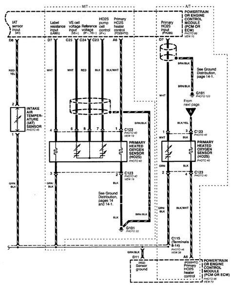 4 Wire O2 Sensor Bypass Diagram Wiring Diagram