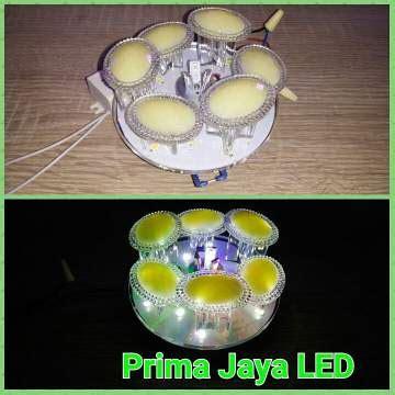 Jual Lu Led Jamur interior downlight jamur led prima jaya led
