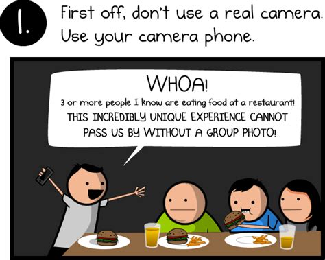 to take pictures how to take photos of your friends the oatmeal
