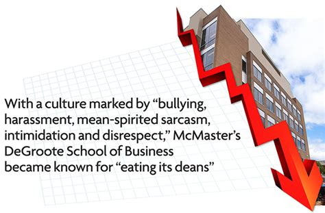 Degroote School Of Business Mba by Business Mac S Class Wars Spectator Special Reports