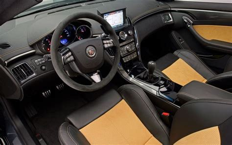 Cadillac Cts Custom Interior by Custom Car 2011 Cadillac Cts Pictures