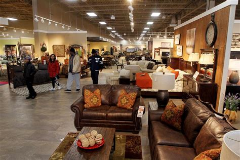 ashley furniture officially joins elmore avenue retail lineup economy qctimescom