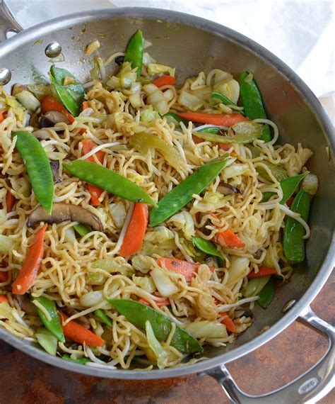 easy chow mein recipe wonkywonderful