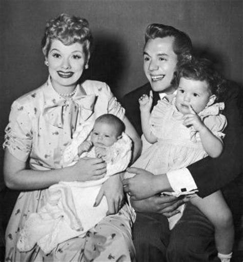lucille ball and desi arnaz children waitin on a sunny day sunday star lucille ball