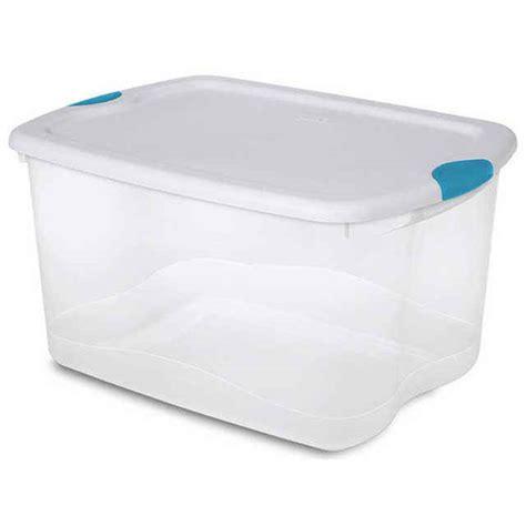 storage container sterilite storage container - Sterilite Clear Storage Containers