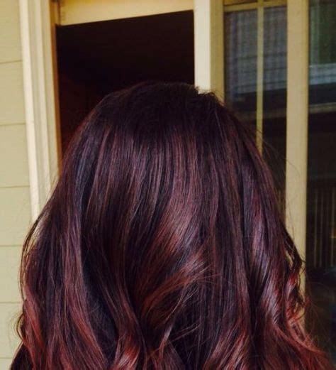 cherry cola hair color best 25 cherry cola hair ideas on cherry cola
