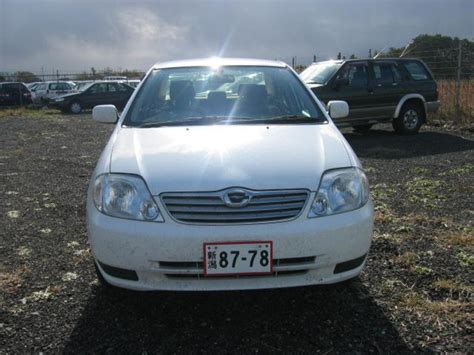 Toyota Corolla Won T Start 2003 Toyota Corolla For Sale