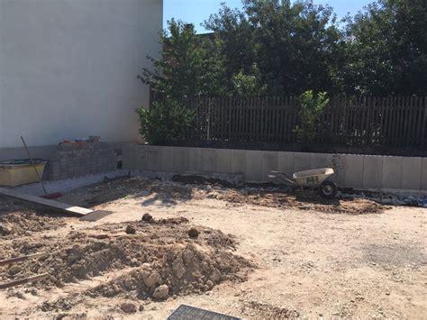 garage pflastern garage pflastern und str 228 ucher einpflanzen unser hausbau