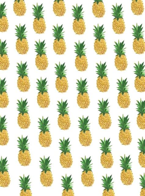 pineapple pattern hd pineapple wallpaper wallpapers backgrounds pinterest