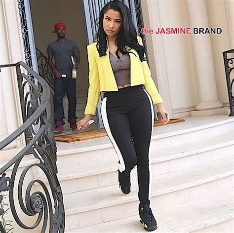 nicki minaj house exclusive nicki minaj moves out of 40k a month hollywood mansion following break up