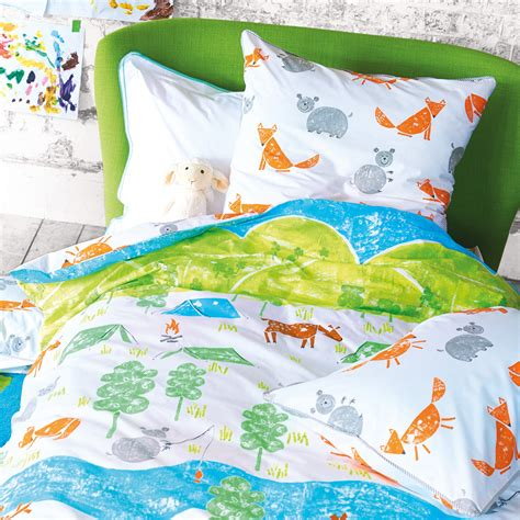 kinderbettwasche designers guild designers guild kinderbettw 228 sche quot the great outdoors
