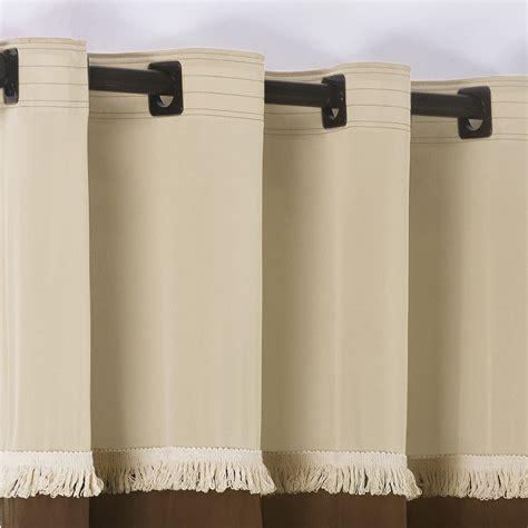 cortinas de poliester cortina 2 metros ellus tabaco em poli 233 ster 1 pe 231 a