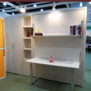 Murphy Bed Thailand Products Space Saving Wall Bed Vertical With Office