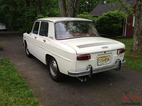 renault cars 1965 1965 renault r8 1100 sedan
