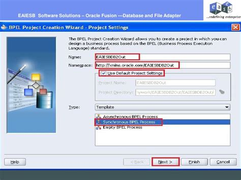 oracle tutorial notes eaiesb oracle fusion soa tutorial database to file adapter